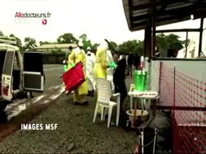 Ebola : l'espoir d'un traitement