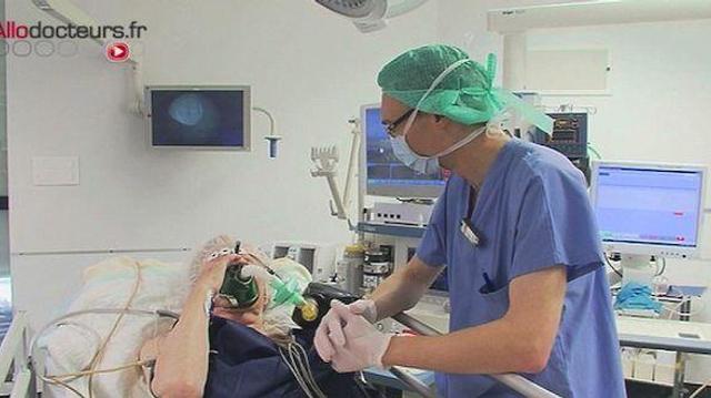 Ils se sont réveillés pendant une anesthésie générale