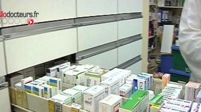 Coup d'envoi de la vente de médicaments à l'unité