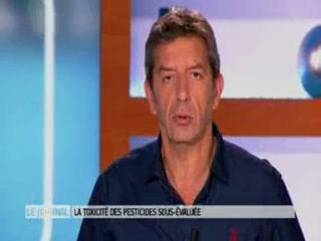 Entretien avec François Veillerette, porte-parole de Générations futures