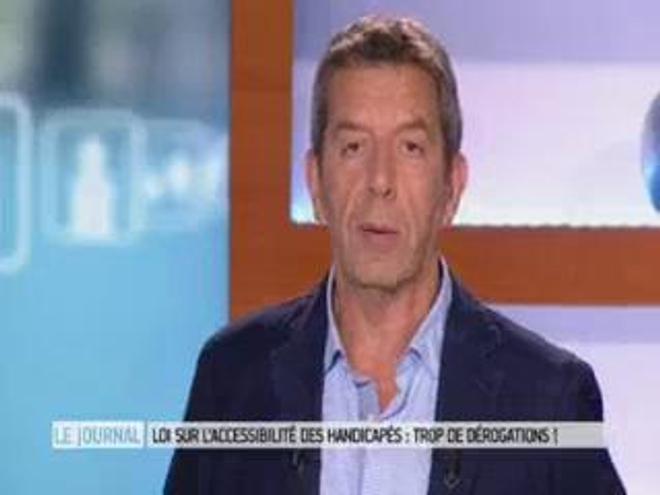 Entretien avec Nicolas Merille, conseiller national accessibilité de l'Association des Paralysés de France