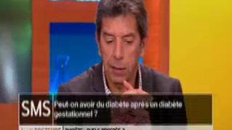 Peut-on avoir du diabète après un diabète gestationnel ?