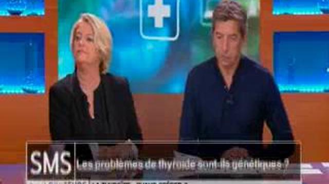 Les problèmes de thyroïde sont-ils génétiques ?