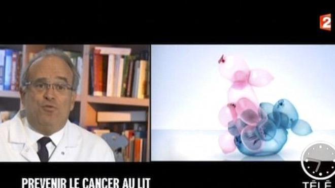 Sexe et prévention des cancers : lePrKhayat prend-il ses fantasmes pour des réalités scientifiques ?