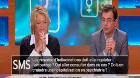 Hallucinations : doit-on craindre une hospitalisation en psychiatrie ?