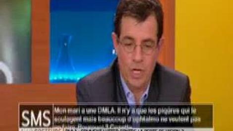 DMLA : pourquoi des ophtalmos refusent de faire des injections ?