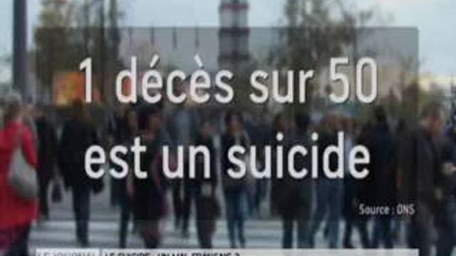Moins de suicides, mais...