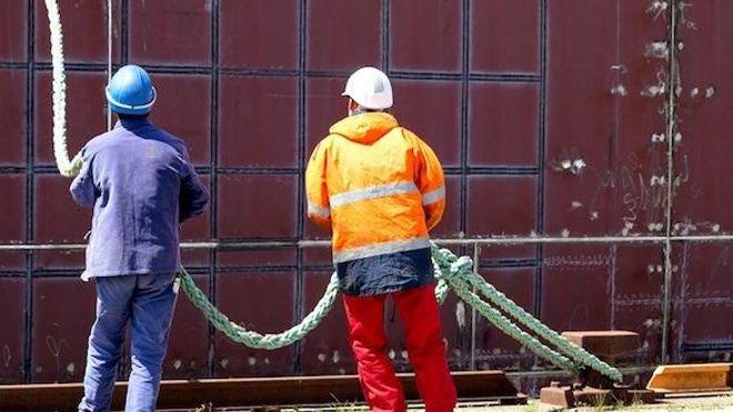 La justice reconnaît le caractère professionnel des cancers d'un docker - Photo © Gabriele Rohde - Fotolia.com