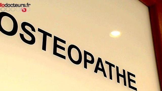 Mieux encadrer la formation des ostéopathes