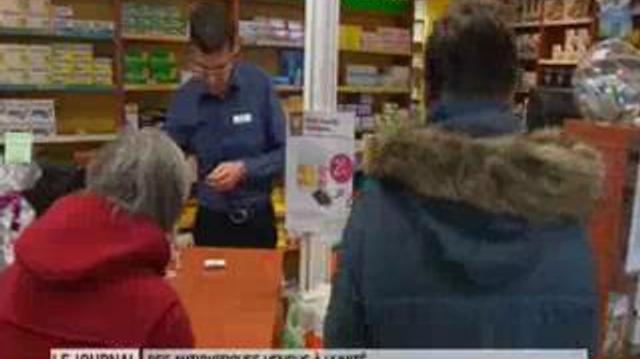 Expérimentation de la vente de médicaments à l'unité