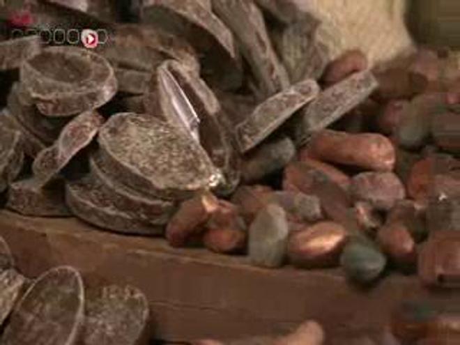 Le chocolat est le produit-star des fêtes de fin d'année.