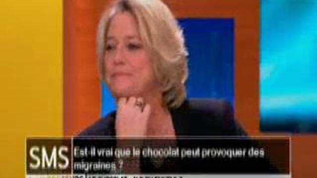 Le chocolat peut-il provoquer des migraines ?