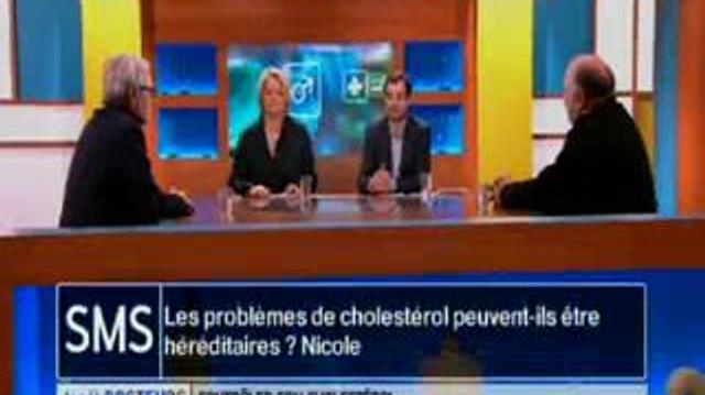 Les problèmes de cholestérol peuvent-ils être héréditaires ?