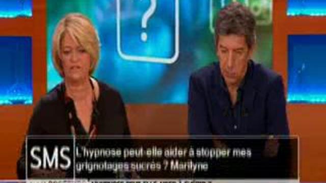 L'hypnose peut-elle aider à stopper les grignotages ?