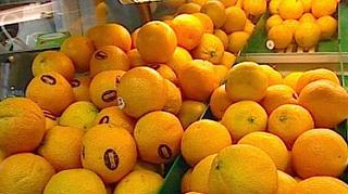 Les dangers de l'orange amère utilisée pour maigrir