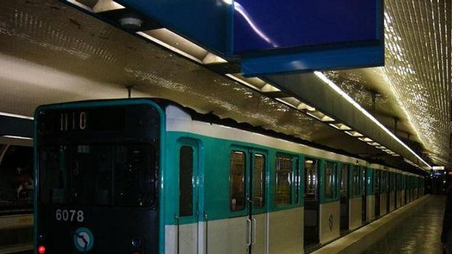 Les taux de particules fines de l'air du métro dépassent largement les recommandations de l'OMS