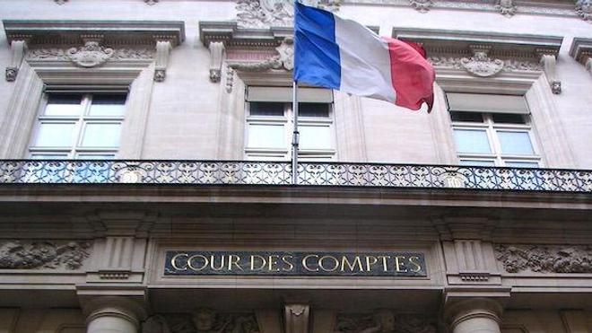 Entrée de la Cour des comptes (cc-by-sa TouN)