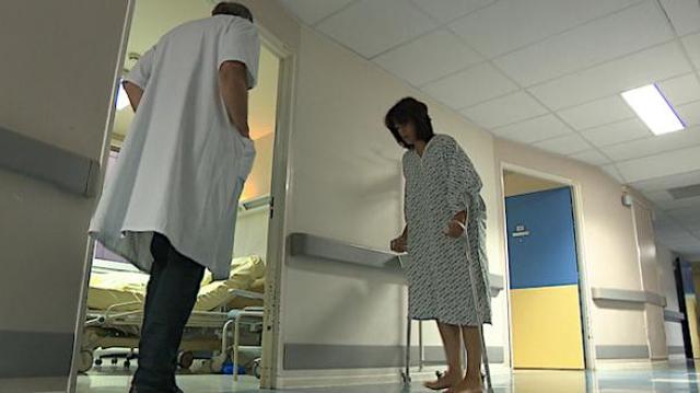 Prothèse de la hanche : une hospitalisation express