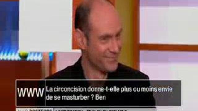 La circoncision donne-t-elle plus ou moins envie de se masturber ?