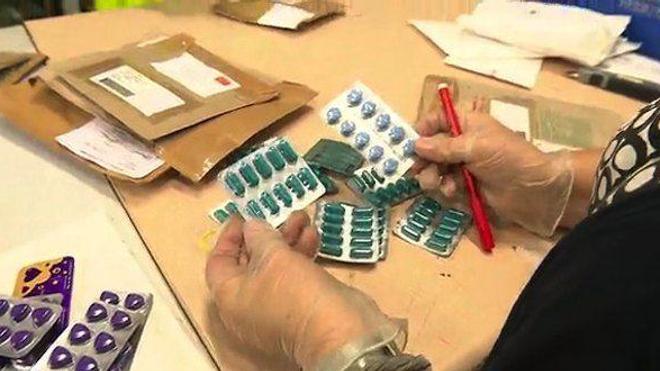 Saisie de 9 millions de médicaments contrefaits en Asie