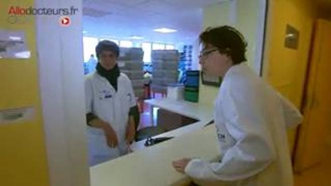 Visite guidée d'une biobanque d'ADN et d'une biobanque de cerveau