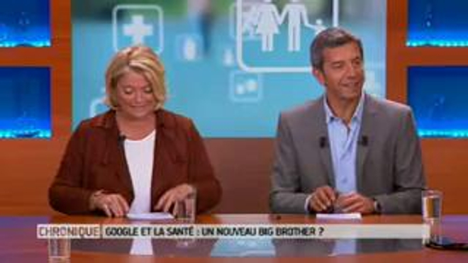 Google et la santé : un nouveau Big Brother ? - La chronique d'Eric Lemasson du 12 mai 2015