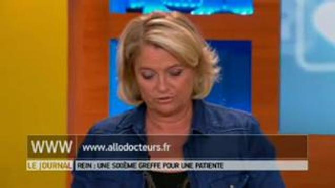 Entretien avec le Pr Christophe Legendre, néphrologue, et avec le Pr Arnaud Mejean, urologue