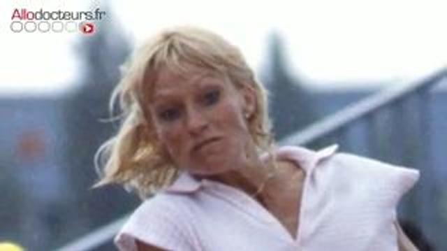 Tennis : à 70 ans, elle enchaîne les tournois seniors!