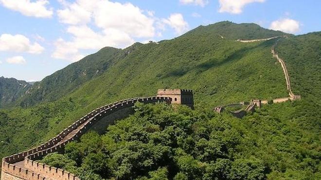 La grande muraille de Chine (cc Nicolas Perrault).