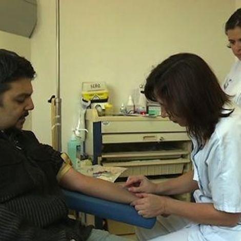 Thalassémie : en manque d'hémoglobine