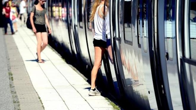 100% des femmes ont déja été victimes de harcèlement dans les transports - Image d'illustration