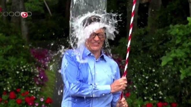 Grâce au Ice Bucket Challenge, 115 millions de dollars ont pu être récoltés