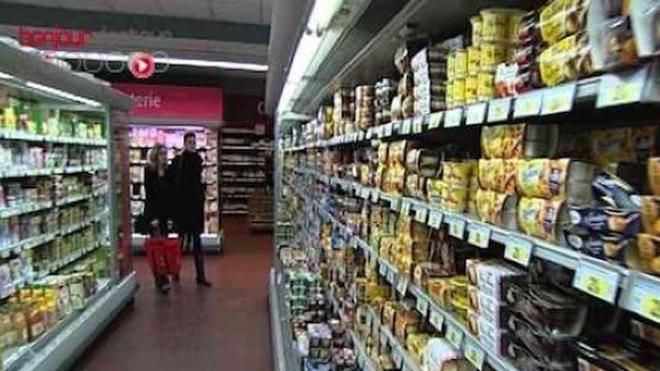 """Les produits premiers prix (marques de distributeurs """"entrée de gamme"""" et """"hard discount"""") n'apparaissent donc pas comme de moins bonne qualité nutritionnelle."""
