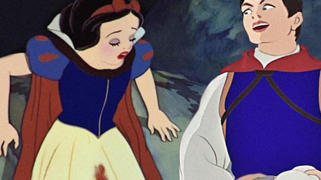 Des princesses pour lever le tabou sur les règles