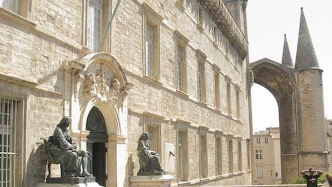 La vile de Montpellier organise une visite théâtralisée de sa faculté de médecine le mercredi 12 août. CC BY-SA 3.0 Demeester.