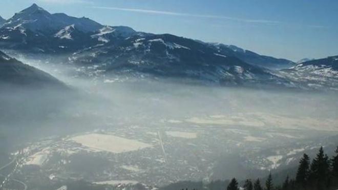 La vallée de l'Arve, Haute-Savoie