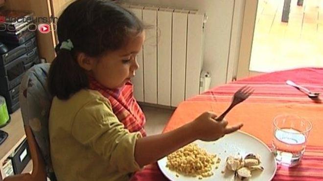 """3% des enfants de 2 à 5 ans seraient des mangeurs """"très difficiles"""""""