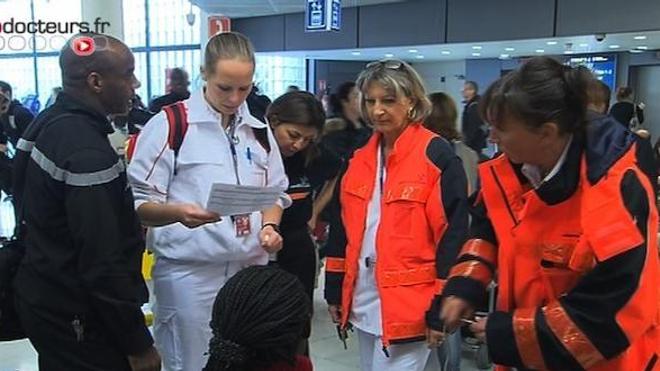 Tous les secouristes des aéroports français seront désormais équipés de cette application