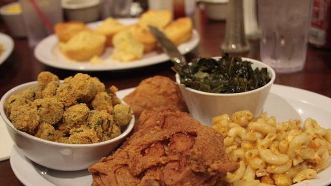 """La nourriture typique du sud des Etats-Unis ou """"soul food"""" est pointée du doigts par les cardiologues américains"""