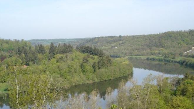 La Moselle est l'un des deux cours d'eau retenus pour mesurer l'impact de l'éco-prescription