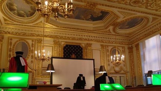 Salle des assises de Rennes