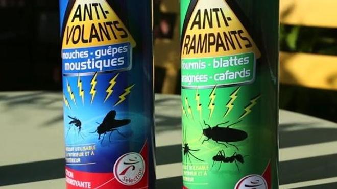 L'étude montre une corrélation entre exposition aux insecticides d'intérieur et développement de cancers de la circulation (Image d'illustration)