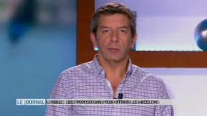 Entretien avec Frédéric Valletoux, président de la Fédération hospitalière de France