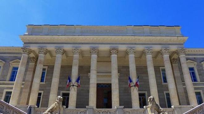 Jean Mercier risque 5 ans d'emprisonnement (Image : Palais de Justice de Saint-Etienne)