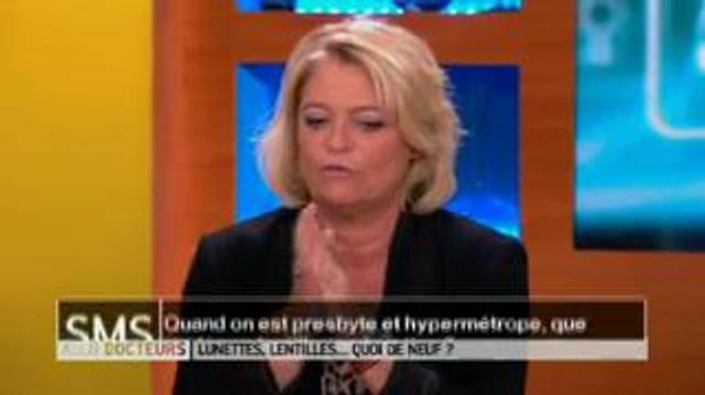 Lunettes ou lentilles : que choisir en cas d'hypermétropie et de presbytie ?