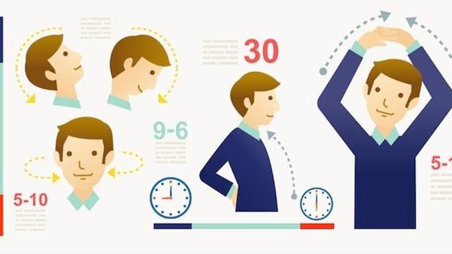 Comment éviter d'être trop statique au travail ?