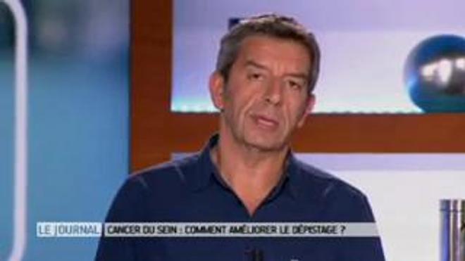 """VIDEO - Entretien avec le Dr Jérôme Viguier, responsable du dépistage à l'Institut national du cancer, invité dans """"Le magazine de la santé"""" le 29 septembre 2015."""