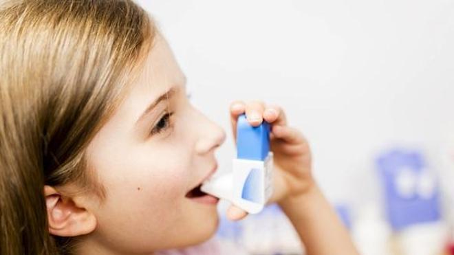 L'asthme est la maladie infantile la plus répandue dans les pays industrialisés.