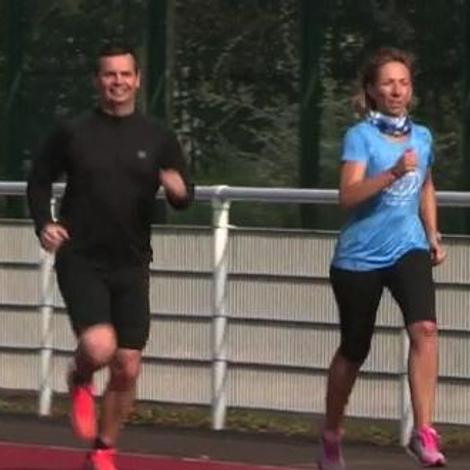 De la course à pied au marathon... il n'y a qu'un pas