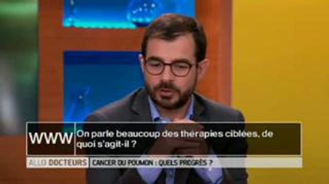 Traitements du cancer du poumon : des effets secondaires inévitables?
